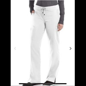 Two Pairs Grey's Anatomy White Scrub Pants